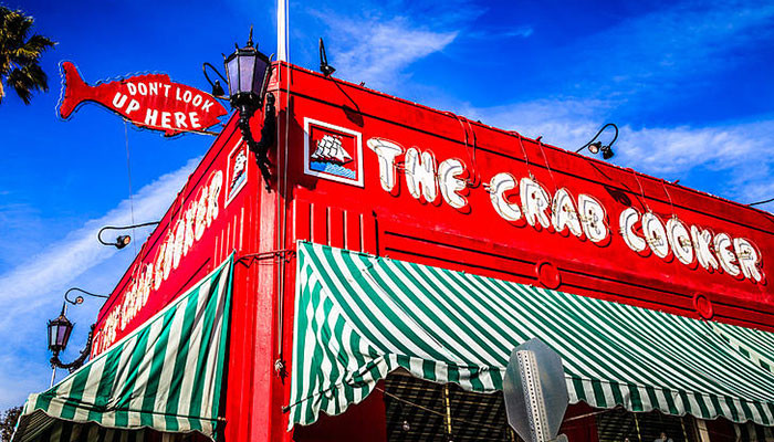 The Crab Cooker – Temporarily Closed