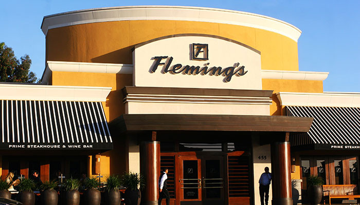 Father's Day Weekend at Fleming's