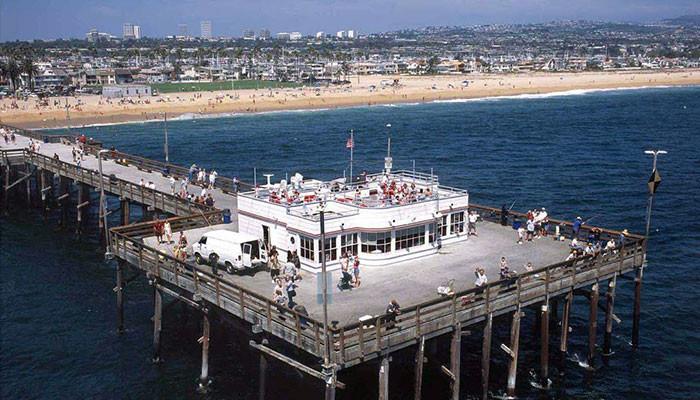 Ruby S Diner Balboa Pier