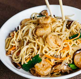 10 Spots For Asian Noodles in NB