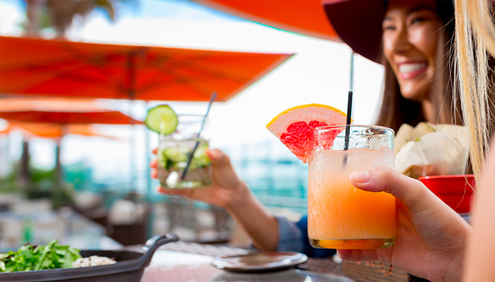LOCALE Social Hour at Balboa Bay Resort