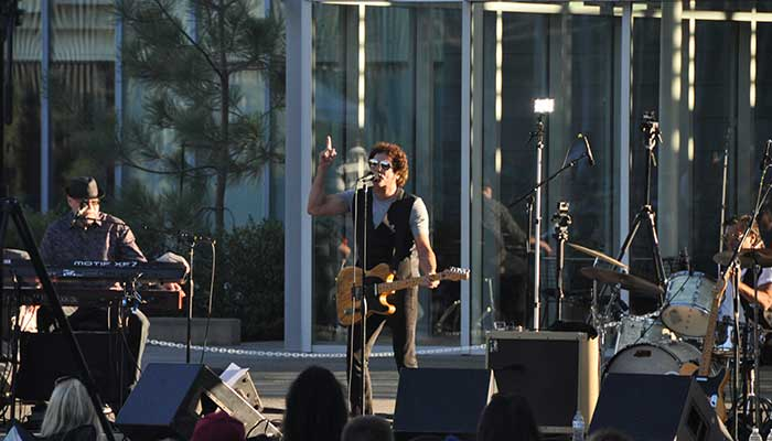 Concert on the Green: The Springsteen Experience