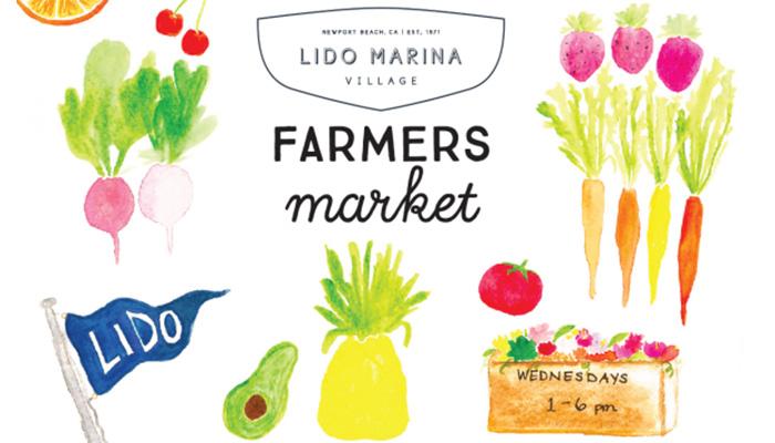 Lido Marina Village Farmers Market - Wednesdays