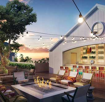 Newport Beach, CA's newest addition Lido House Hotel