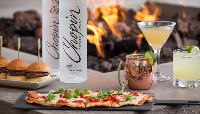 Chopin Social at Oak Grill Fireside