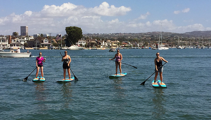 Sup Paddle Board Al