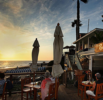 Group Waterfront Dining Options: Newport Beach, CA