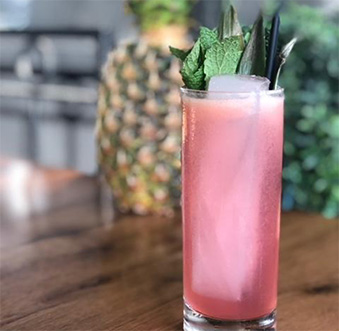 Summer Cocktails In Newport Beach