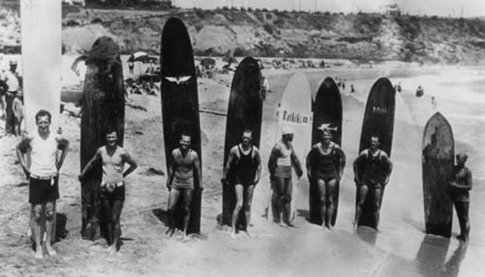 Library Lecture: 1928 Pacific Coast Surf Board Championship