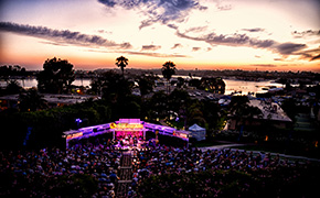 Summer Concert Series at the Hyatt Regency Newport Beach