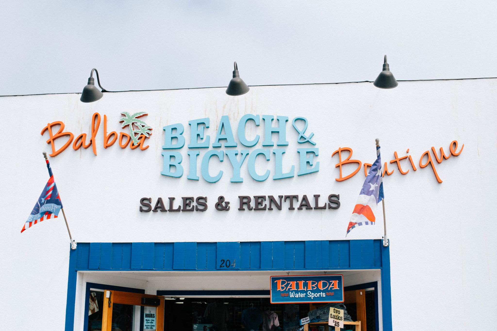 Balboa Beach & Bicycle Boutique