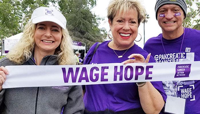 PurpleStride Orange County 2018 Walk Event