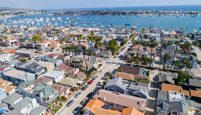 Newport Beach Vacation Properties Visit