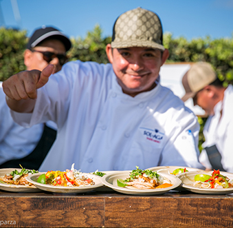 Party Like a Foodie at this Year's Pacific Wine & Food Classic