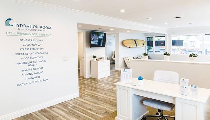 The Hydration Room Visit Newport Beach