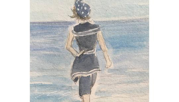 Watercolor Class at Seaside Gallery & Goods