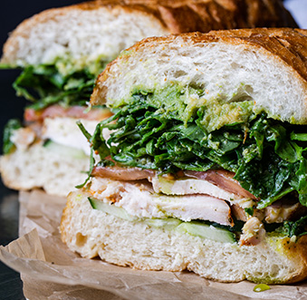 Must try Sandwiches in Newport Beach!
