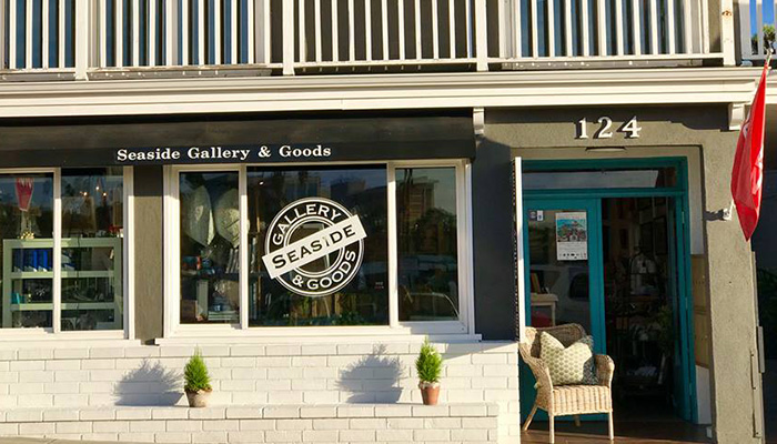 Sculpting class with Seaside Gallery & Goods