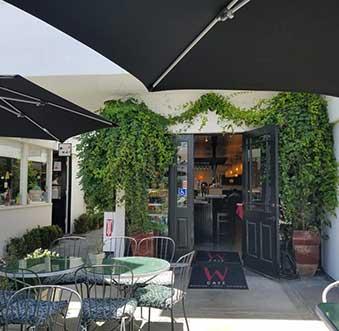 Enjoy a Cozy Café this Fall in Newport Beach