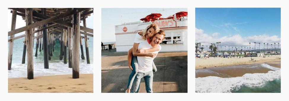 Balboa Pier Instagram