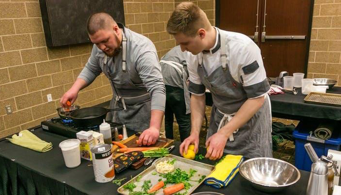 Chef Battle Orange County