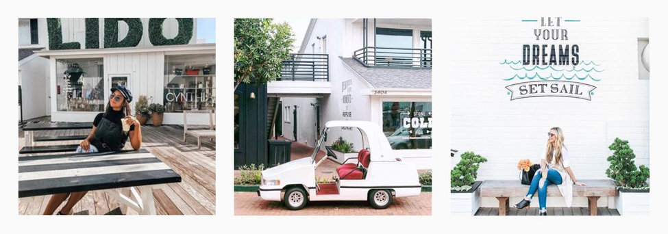 Lido Marina Village Instagram