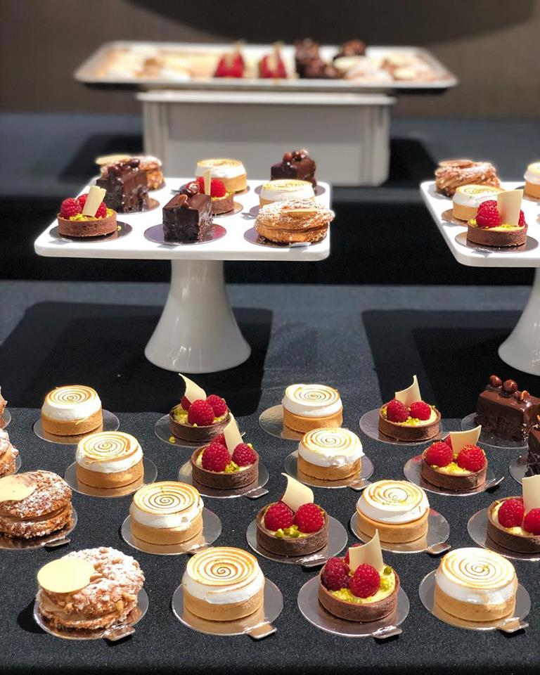 World-Class Pastry Chefs Dish on the Sweet Life in NB