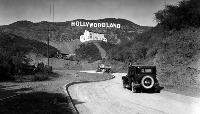 TALK – HOORAY FOR HOLLYWOODLAND
