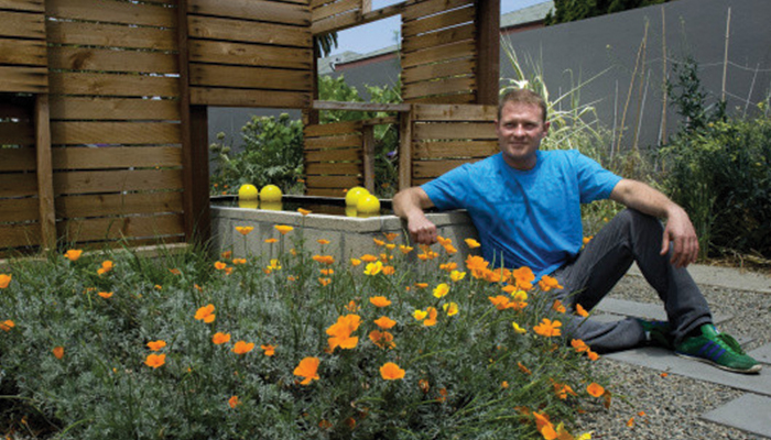Lunch and Lecture with Dustin Gimbel at Sherman Gardens