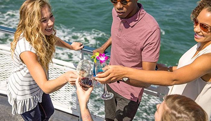 Signature Series Cruises:  Wine Down Wednesday Cruise
