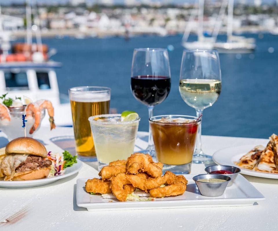 Harborside Restaurant Happy Hour