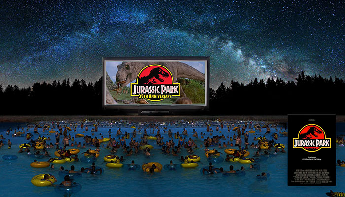 Movies on the Bay: Jurassic Park