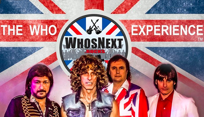Back Bay Bistro – The Who Experience