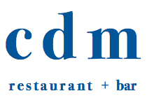 CdM Restaurant + Bar