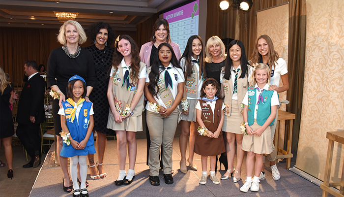 Girl Scouts of Orange County – 10th Annual Celebrate Leadership Event