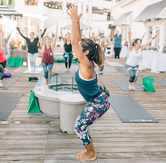 Wellness Week in Newport Beach