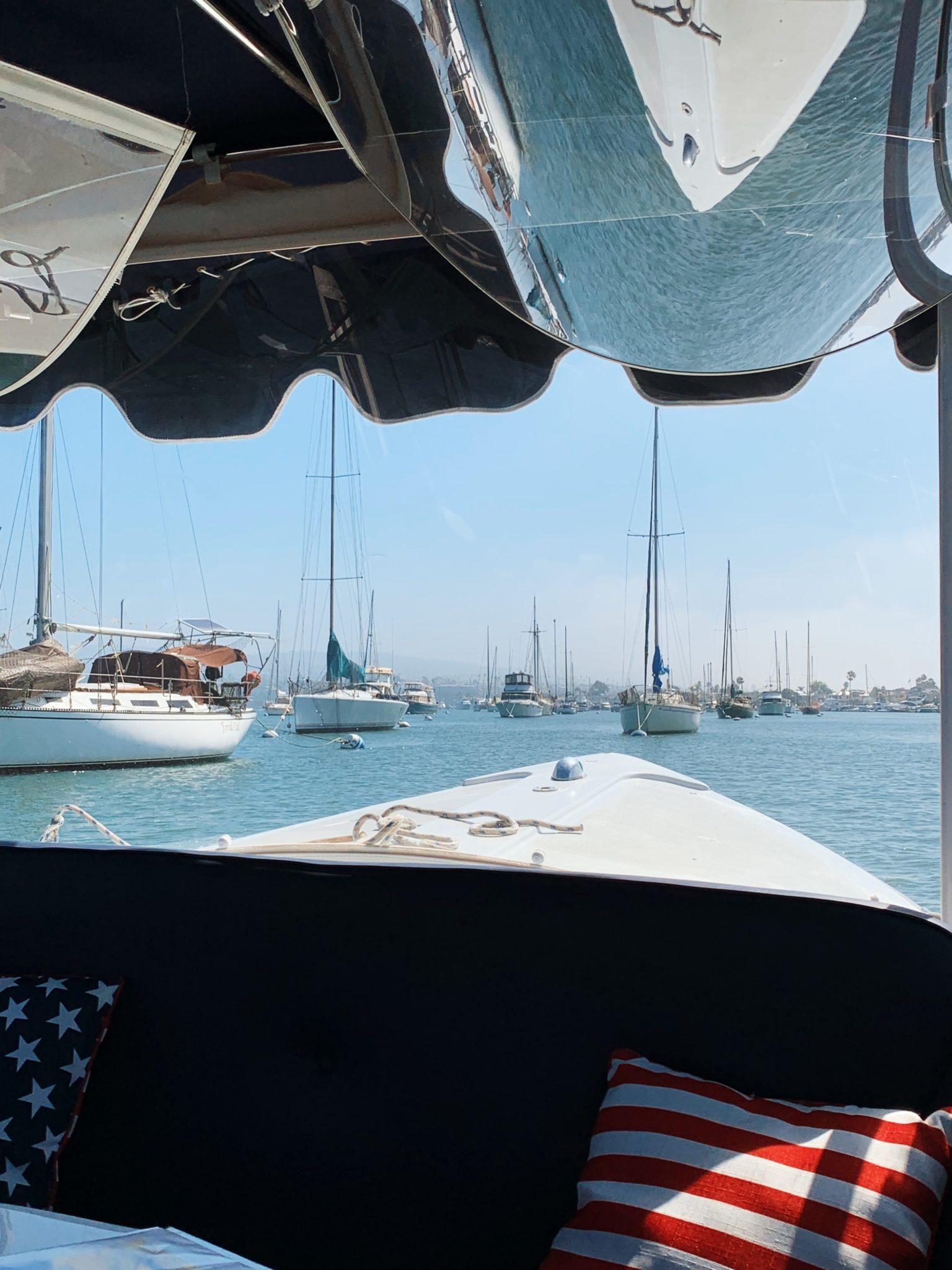 Derrick Freske and Jerry Maestas in Newport Beach