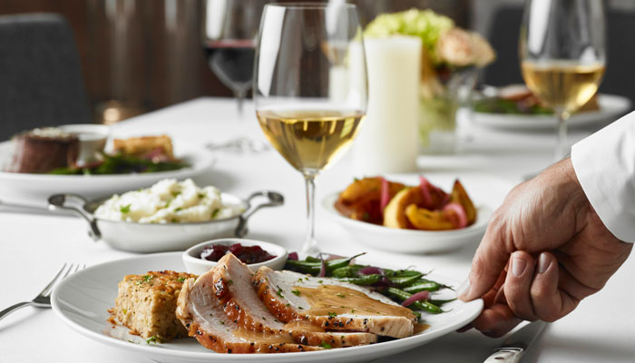 Celebrate Thanksgiving at Fleming's Prime Steakhouse & Wine Bar