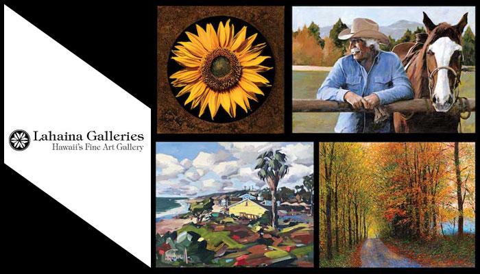 Lahaina Galleries Colors of the Fall Art Show