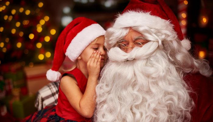 Breakfast with Santa in Newport Coast Community