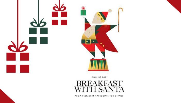 Mariposa Restaurant at Neiman Marcus – Breakfast with Santa