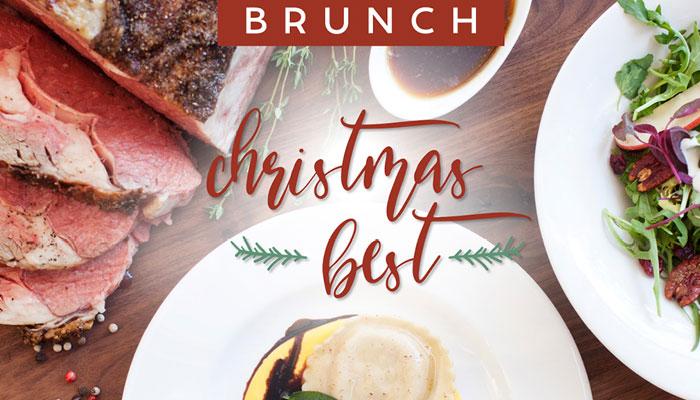 Christmas Brunch Buffet at Oak Grill