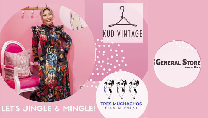 Stop Into The General Store For New Holiday Exclusives From Kud Vintage!