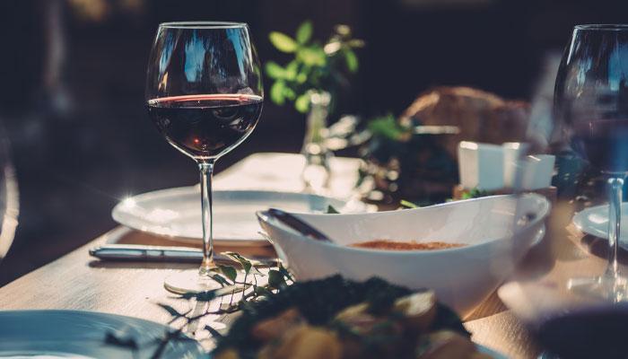 Waterline – Thanksgiving Dinner