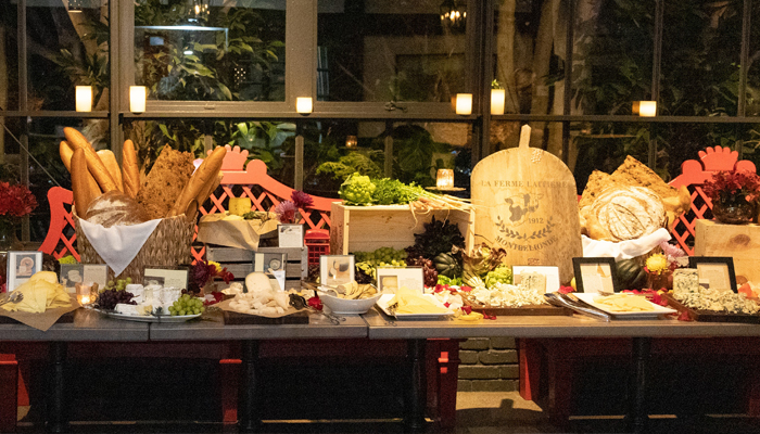 SideDoor Welcomes New Year With Ultimate Cheese & Charcuterie Party