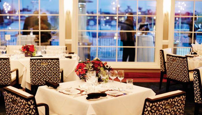 Valentine's Day Waterfront Dinner