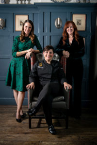 Five Crowns – Chef Alejandra, Kenyon, and Alison