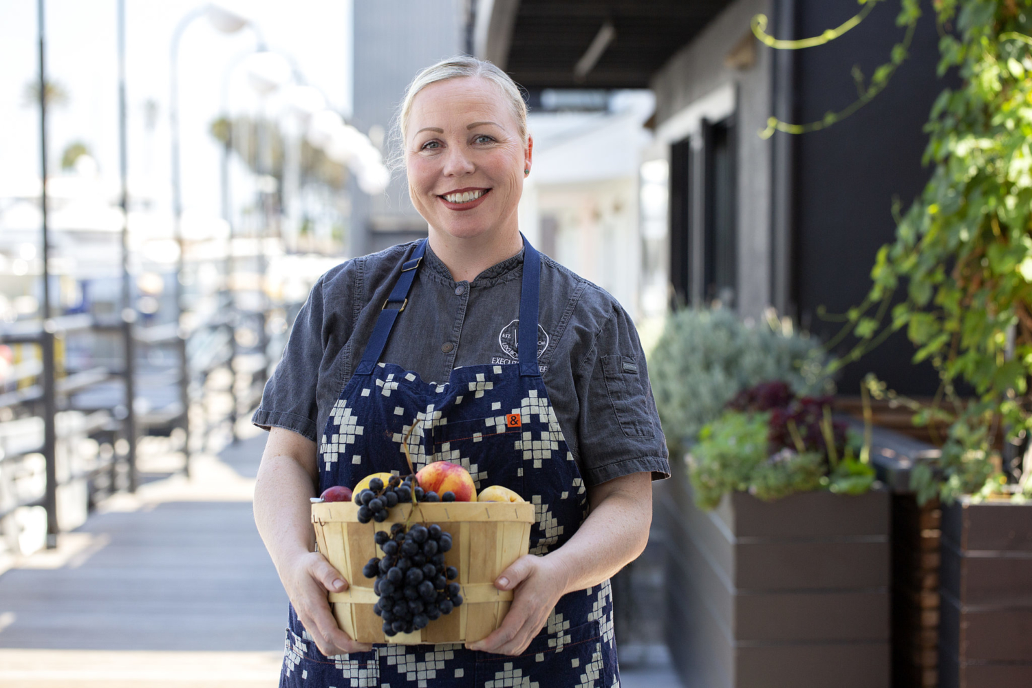 Lido Bottle Works – Chef Amy Lebrun