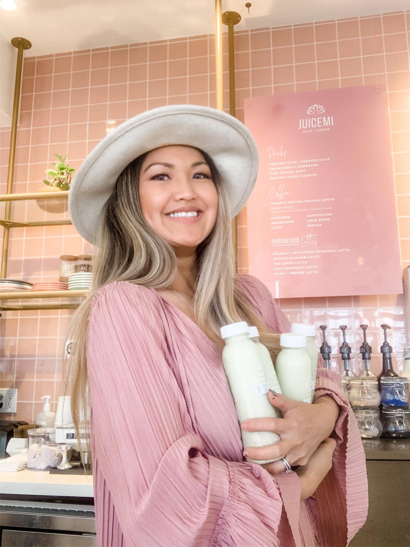 JuiceMi – Mimi Chau (owner)