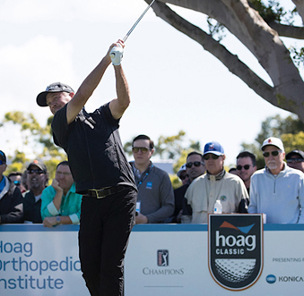 The Hoag Classic in Newport Beach